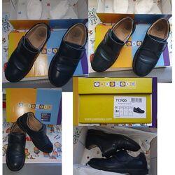 Туфли кожаные мягкие Pablosky 33p.