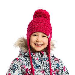 Зимняя шапка на флисовой подкладке для девочки NANO Канада