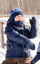 Зимний комплект для мальчиков NANO Канада до -30