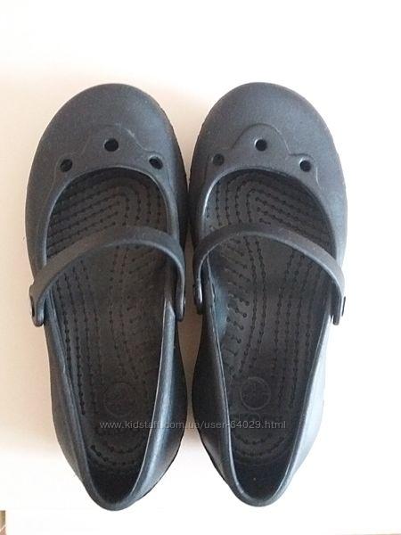 Балетки Crocs, J3