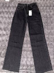 джинсы прямого кроя Stradivarius