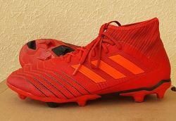 Бутсы Adidas б/у US7, UK6,5, FR40, JP250, CHN245 350 грн.