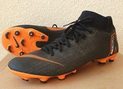 Бутсы Nike б/у US8, UK7, FR40, EUR41, Cm26