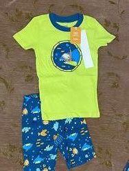 Брендовая летняя пижамка Gymboree на  мальчика 5 лет