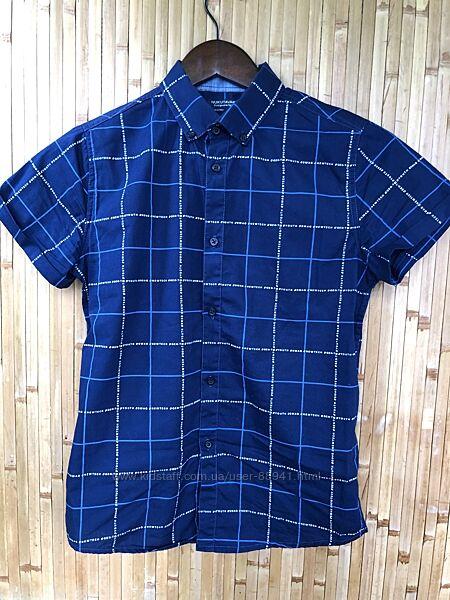Рубашка Mayoral р 152 в отличном состоянии