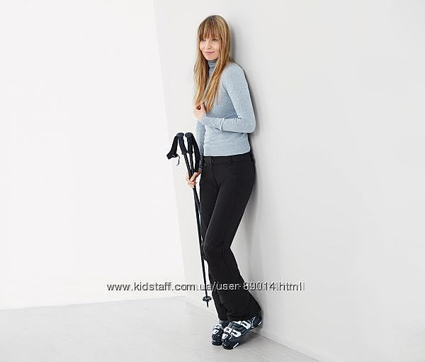 Лыжные штаны ТСМ Tchibo . Softshell. Германия Акция