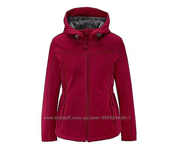 Шикарные куртки Softshell ecorepel, Tchibo