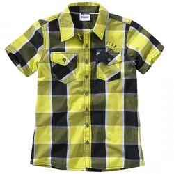 Рубашки Yigga в клетку на парня 134-140