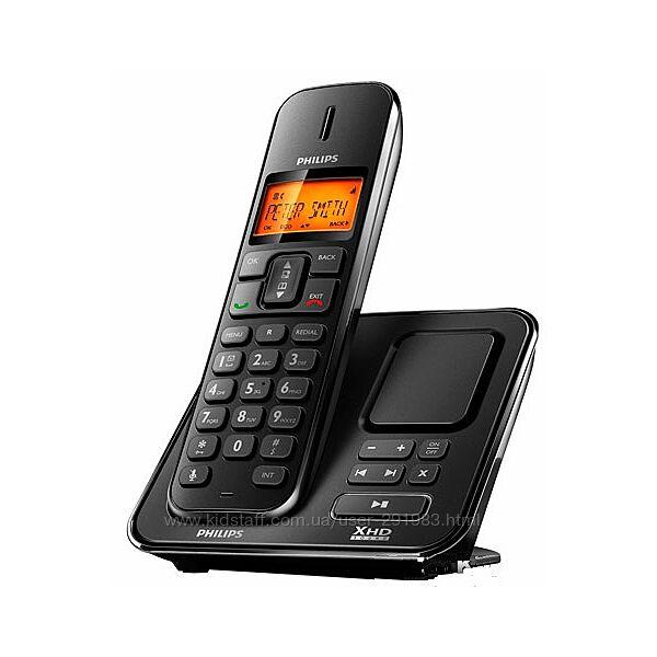Беспроводной телефон с автоответчиком Philips SE1751B/51