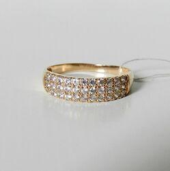 Кольцо Золотое женское проба 585