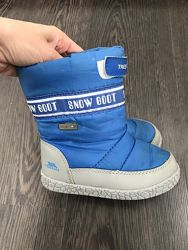 Зимние сапоги ботинки дутики 28 размер