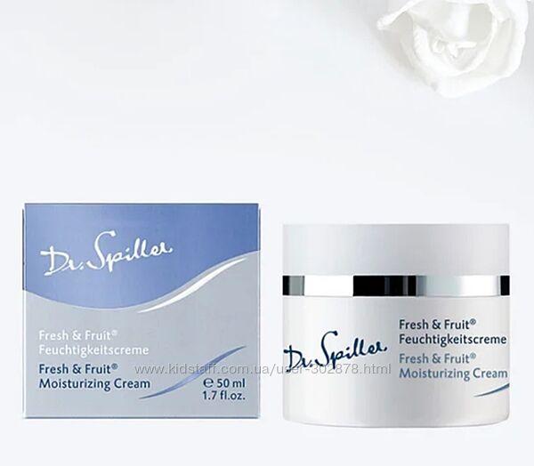 Легкий увлажняющий крем Dr. Spiller Fresh & Fruit Moisturizing Cream