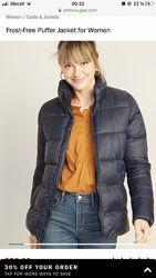 Зимняя куртка Old navy frost tree, оригинал, пуховик, подкладка флис
