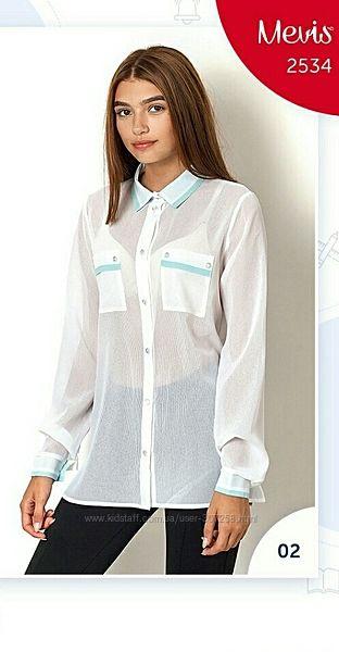Рубашка ТМ Mevis, 152-158р.