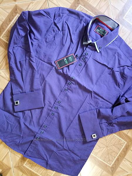 Рубашки, 4 модели, S-3XL.