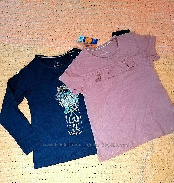 LUPILU реглан и футболка на рост 110-116см