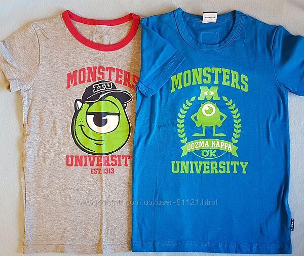Футболки MonsterUniversity 6л