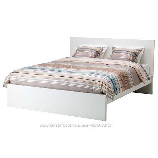 Кровать Мальм Икеа в наличии