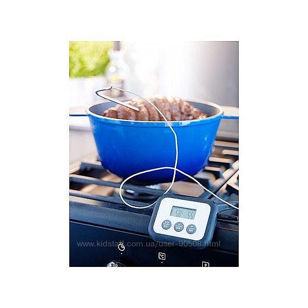 Термометр таймер для мяса фантаст Икеа в наличии