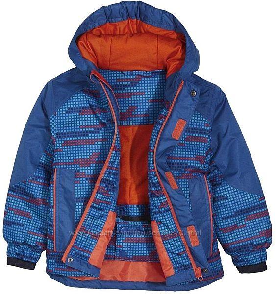 Нова зимова лижна термо куртка LUPILU р.86-92. Лыжная куртка Германия