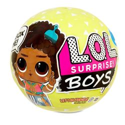L. O. L. Surprise Boys Character Doll Series 3 with 7 Surprises Лол хлопчики