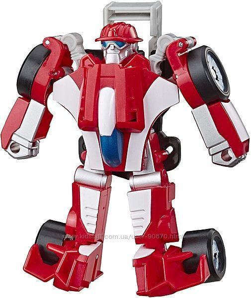 Трансформер Хітвейв Transformers Playskool Heroes Heatwave The Fire-Bot