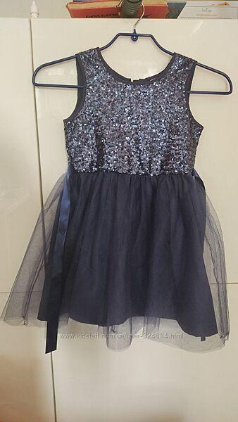 Нарядное платье для девочки 5 лет
