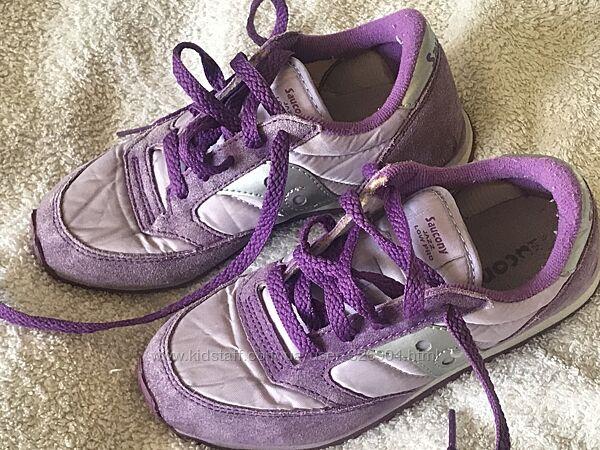 Легчайшие кроссовки Saucony 32,5 размер 21,5 см стелька
