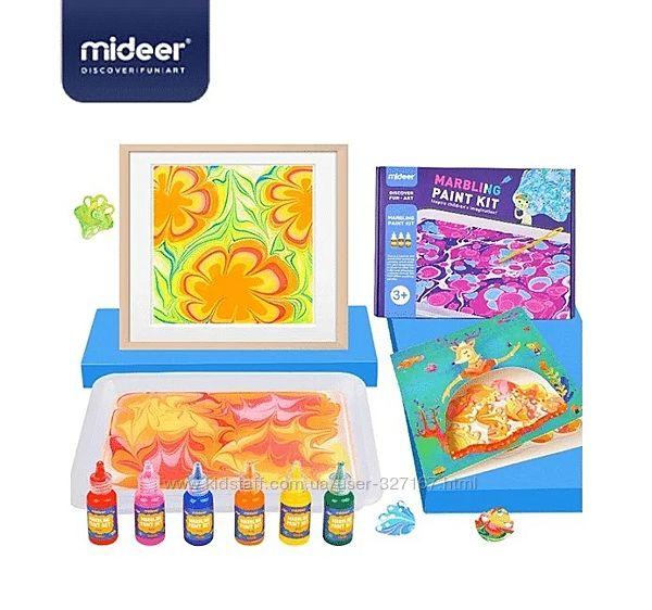 Набор для творчества Рисование по воде Mideer эбру