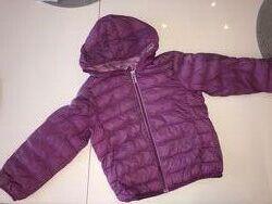 Супер легкая и тёплая курточка Brums