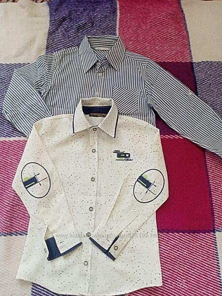 Рубашка 116-122 р.