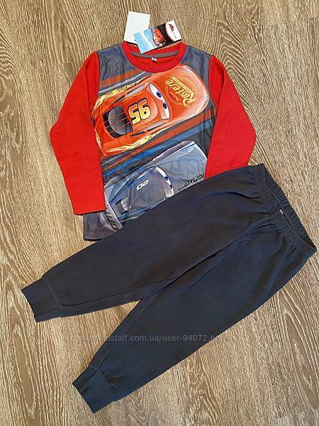 C&A Суперская тепленькая флиссовая пижамка для 4-9 лет в наличии