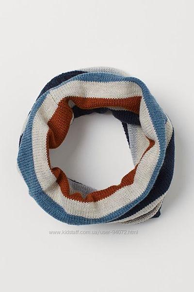 H&M Отличный шарф труба в наличии