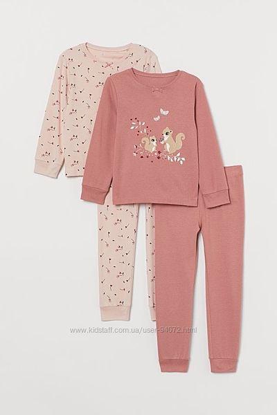 H&M Отличные пижамки для девочки 10-12 лет