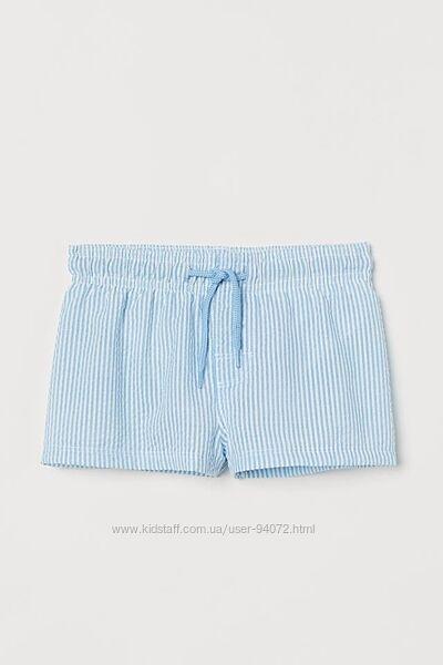 H&M Плавки-шортики для мальчика 6-8 лет