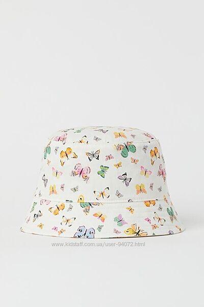 H&M Классная панамочка с бабочками для 1,5-12 лет