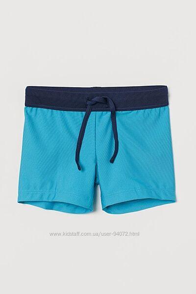 H&M Яркий купальник плавки для 4-8 лет