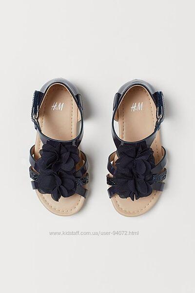 H&M Классные сандалики размер 27