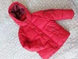 Курточка Zara kids теплая весна