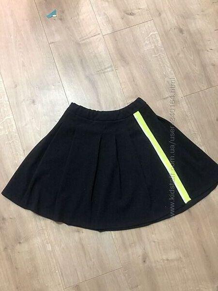 Школьная юбка Zara на 10-12 лет