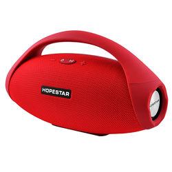 Bluetooth-колонка HOPESTAR-H31 BIG, PowerBank, радио, red
