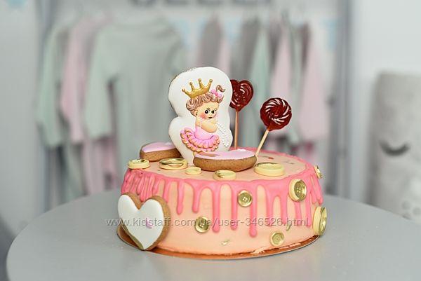 Торти під замовлення. Crash cake Краш-торт Домашні без мастики