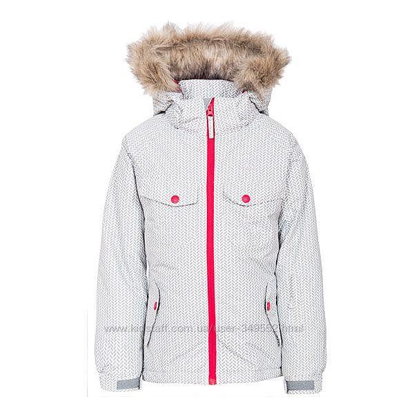 Лыжная куртка trespass dania на 11-12 лет в идеале