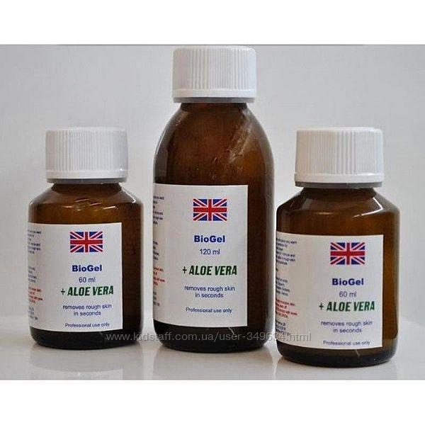 Биогель для педикюра и кутикулы. фруктовая кислота всегда в наличии