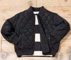 Курточки деми,  стеганые для мальчиков от 1 до 18 лет Primark, TEX Испания.