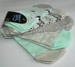 Женске носки коттон, махра, флис Primark Англия. Большой выбор.