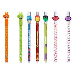 Ручка гелевая пиши-стирай YES 0,5мм, синяя