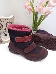 Зимние ботинки Superfit с мембраной Gore-Tex 29р. , стелька 19, 5 см