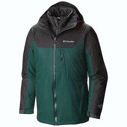 COLUMBIA Whirlibird Interchange 3 в 1 куртка оригинал из США р.58-60-Укр
