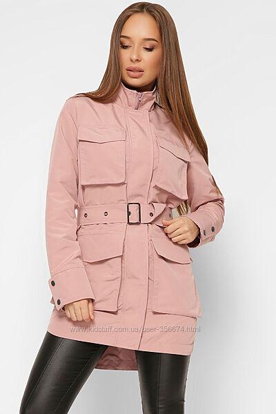 Демисезонная куртка парка, размеры 42-50